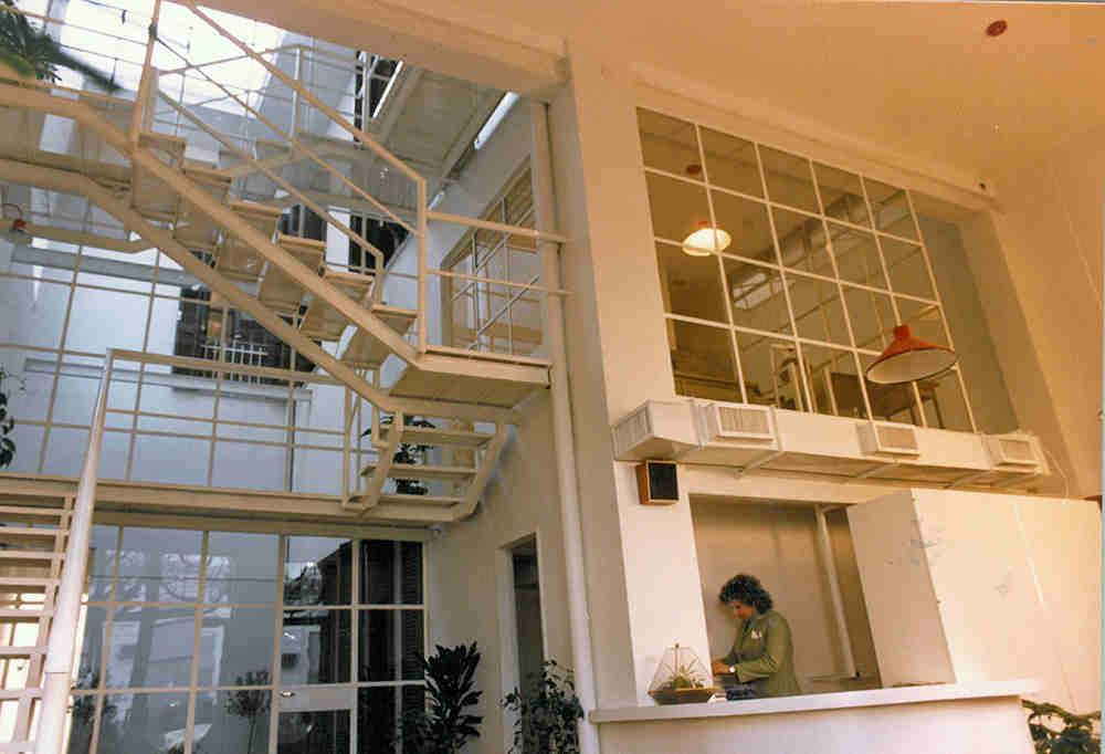 Estudio efrank estudio de arquitectura for Estudio de arquitectura en ingles